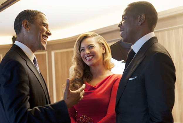 Obama hails Jay Z as first rapper in Songwriters Hall of Fame