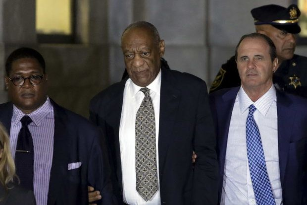 Deadlocked Cosby jury resumes deliberations on Friday