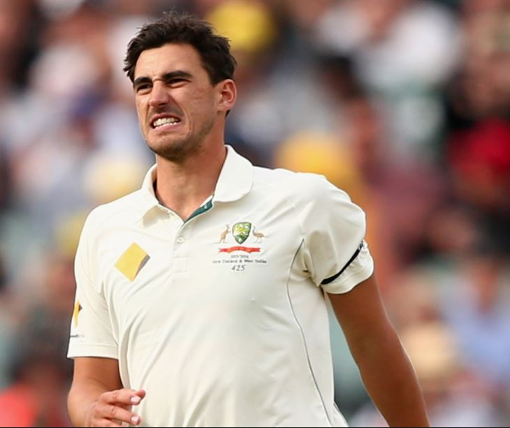 Starc ruled out of Bangladesh two-Test tour