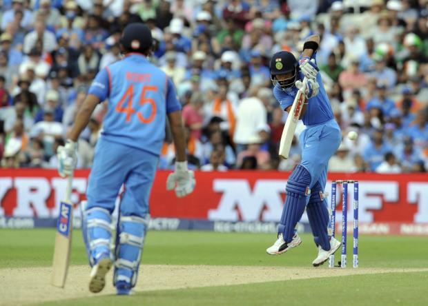 Kohli impressed with Indian openers form