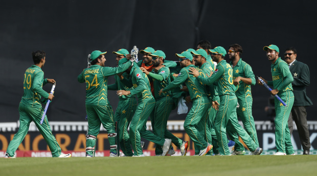 Fakhar, Amir sparkle as Pakistan stun India in Champions Trophy final