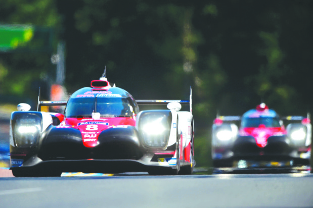Toyota make perfect start in Le Mans