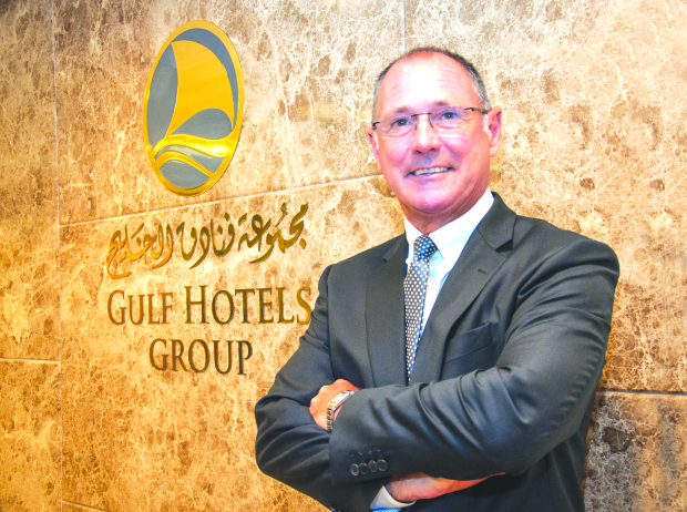 Hotels group names new deputy CEO