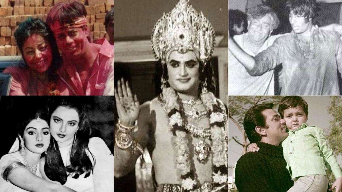 Behind-the-scenes, candid photos of Bollywood stars you may not have seen!