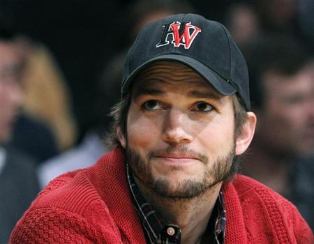 Ashton Kutcher: I am a better son now after becoming a father
