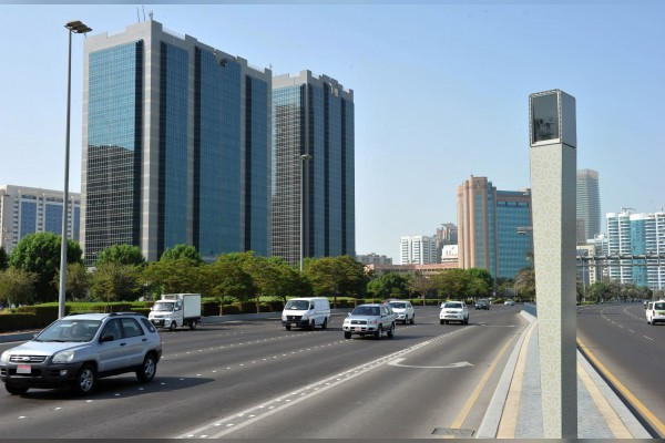 Abu Dhabi Police activate interchange surveillance system