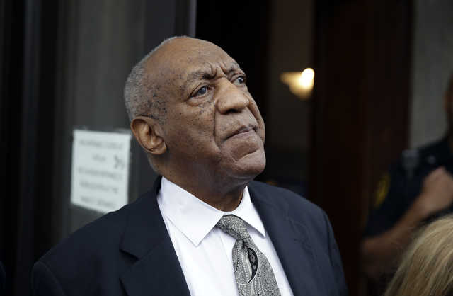No end in sight for Bill Cosby's legal woes