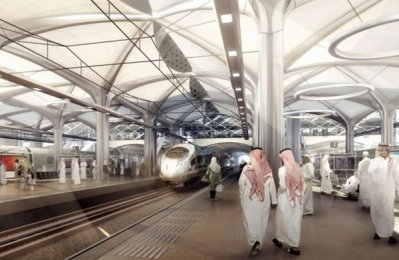 High-speed Saudi rail on track for year-end launch