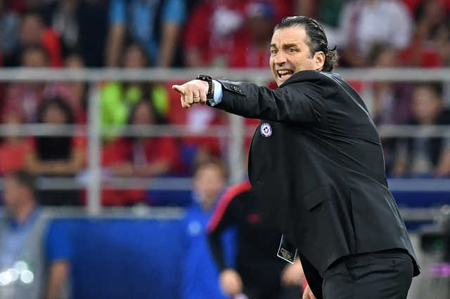 Chile coach: Time needed for new technology to be understood