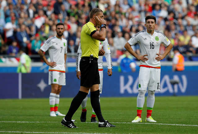 Video review causing confusion for FIFA in World Cup trials