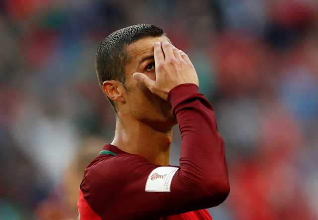 'Not the result we wanted', rues Ronaldo