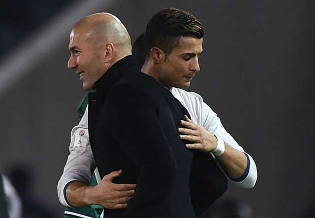 Zidane pleads with Ronaldo after 'I quit' bombshell