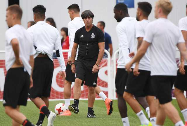 Confed Cup is 'a gift' for Germany's Loew