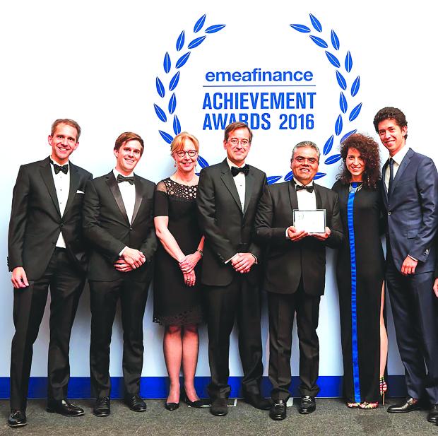 Investcorp wins major awards