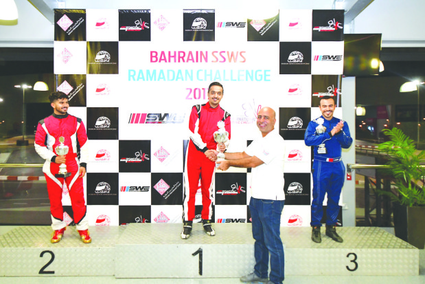 Baslar wins SSWS karting finale