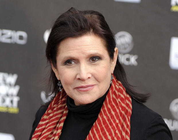 Cocaine among drugs found in Carrie Fisher's system