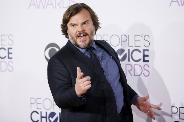 Jack Black leads star-studded cast for 'Jumanji' reboot