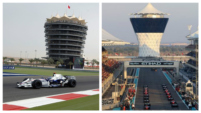 Bahrain race dates confirmed as 2018 F1 calendar revealed