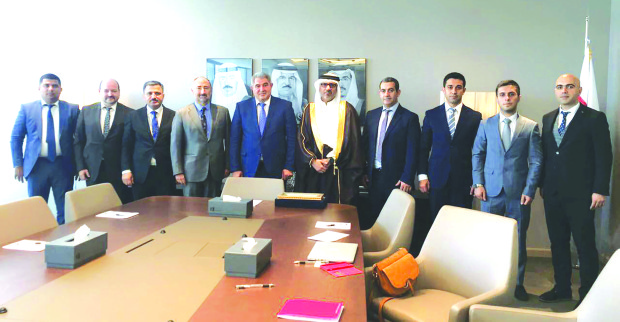 Deal to explore $100m projects in Azerbaijan