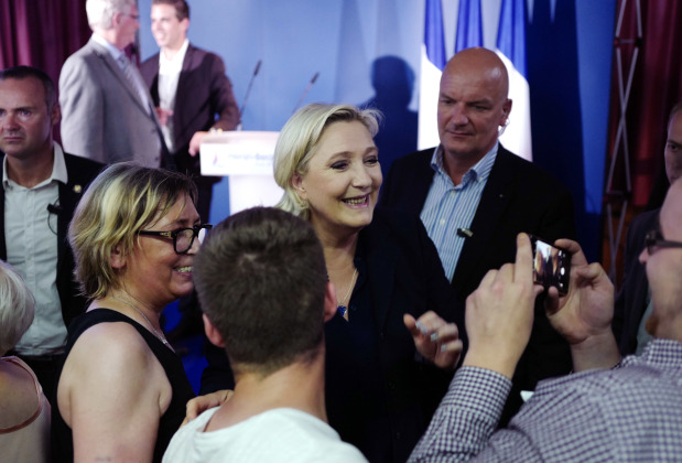 France's FN founder Jean-Marie Le Pen says daughter must quit as party leader