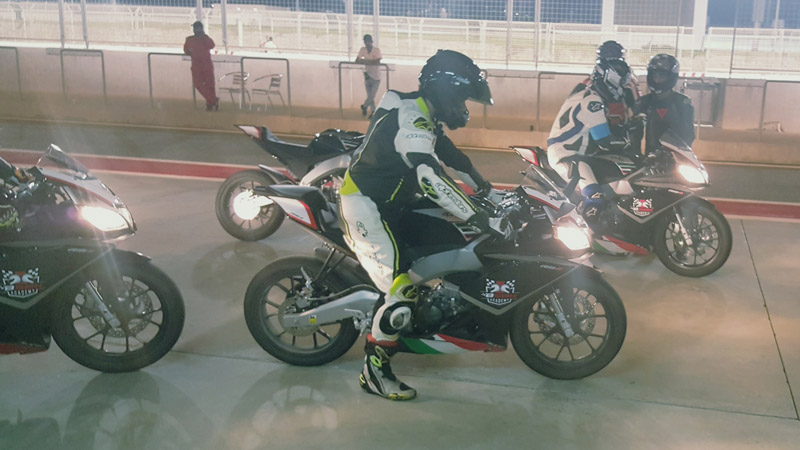 BSBK Academy Launched as First Motorcycle Academy in the Middle East