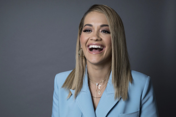 Rita Ora on London fire, paying for her tour and 'Boy Band'