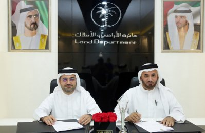 Amlak partners with Dubai Land Department