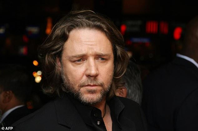 Russell Crowe to lead new Asian film jury in Australia
