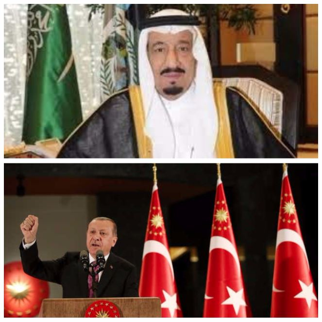 Saudi Arabia, Turkey to try to reduce tensions over Qatar