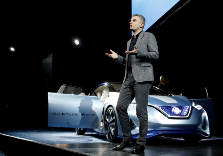 Nissan plans driverless ride-hailing service to beat off startup competition