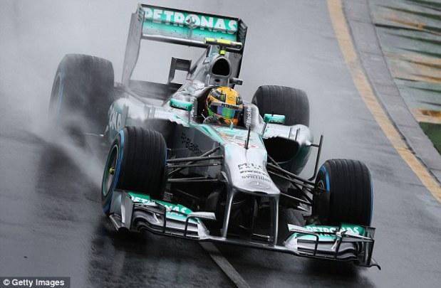 Hamilton eyes first Baku title