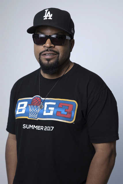After over 25 years, Ice Cube's still got something to say