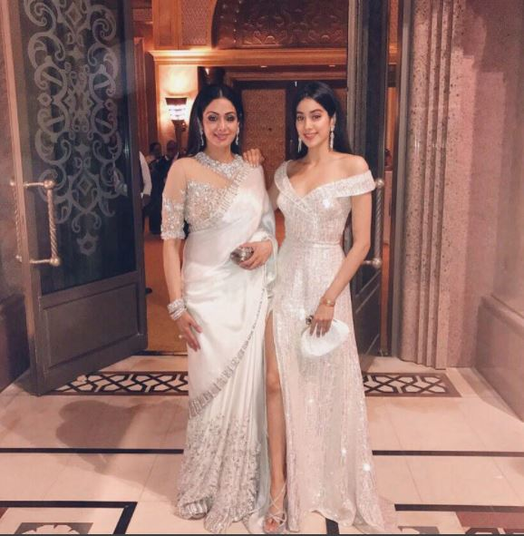 Sridevi clarifies her marriage comment about daughter Jhanvi