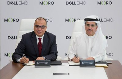 uae business dewa unit inks cloud services deal with dell. Black Bedroom Furniture Sets. Home Design Ideas