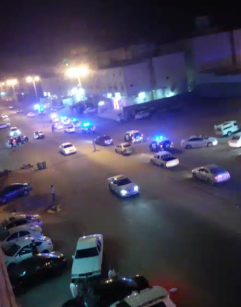 Saudi police end security operation in Mecca; one terrorist killed