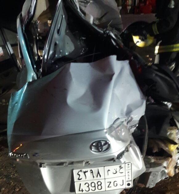 PHOTOS: Egyptian family of six die in Saudi road accident