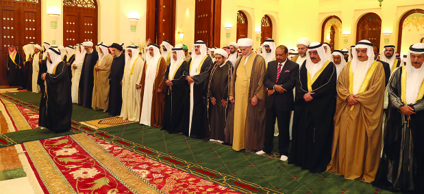 King hails Bahrain's security as well as unity and cohesion among all sections
