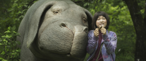 For 'Okja,' growing a GMO pig from page to screen