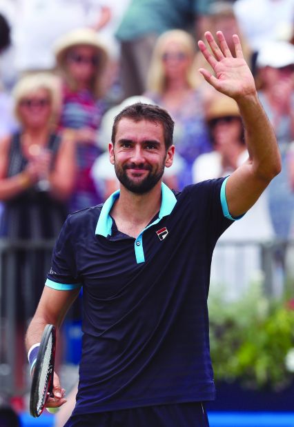 Cilic and Querrey lead the charge