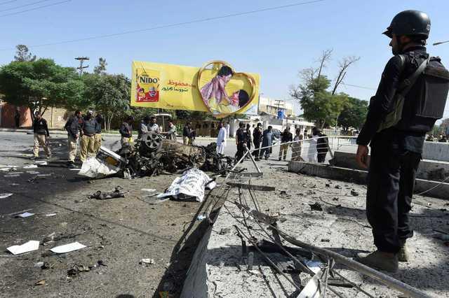 Bahrain condemns terror attack in Quetta, Pakistan
