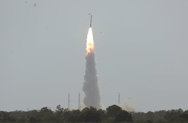 Cartosat satellite launch: India puts another 'eye in the sky'