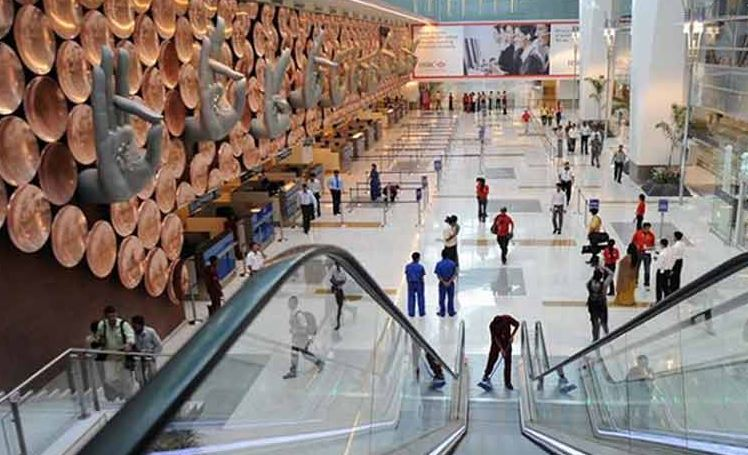 India clears $3.1 billion Delhi airport plan