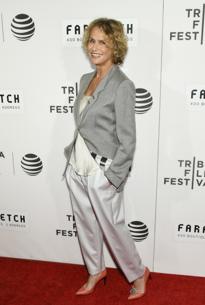 Lauren Hutton to be honoured at Maine film festival