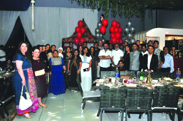 Keypoint holds annual Ramadan ghabga for its staff