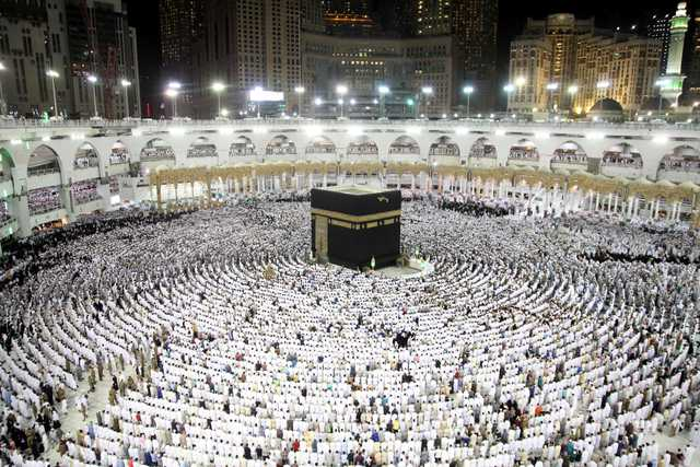State TV:  Police foil 'terrorist action' in Mecca