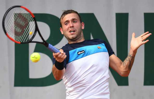 British tennis player Evans banned after testing positive for cocaine
