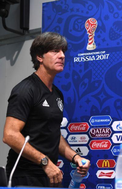 Germans set for Cameroon challenge