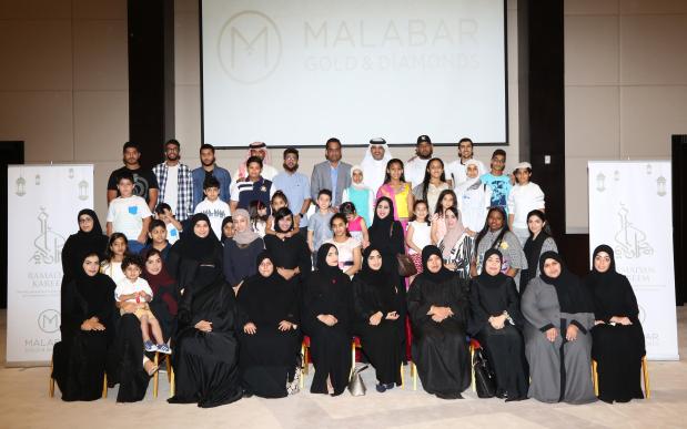 Malabar Gold and Diamonds hosts ghabga for orphans