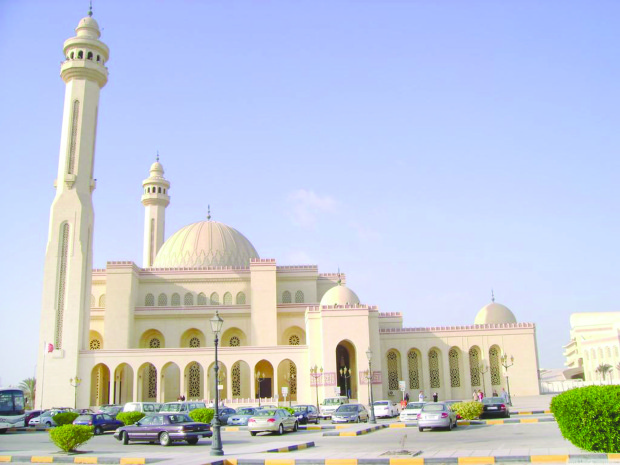 Open house at Grand Mosque