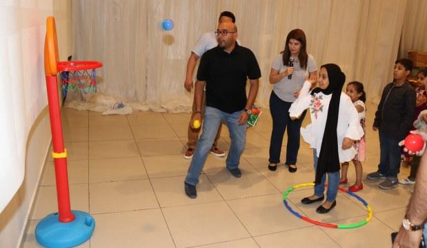 Bahrain News: Citibank employees volunteer at an event